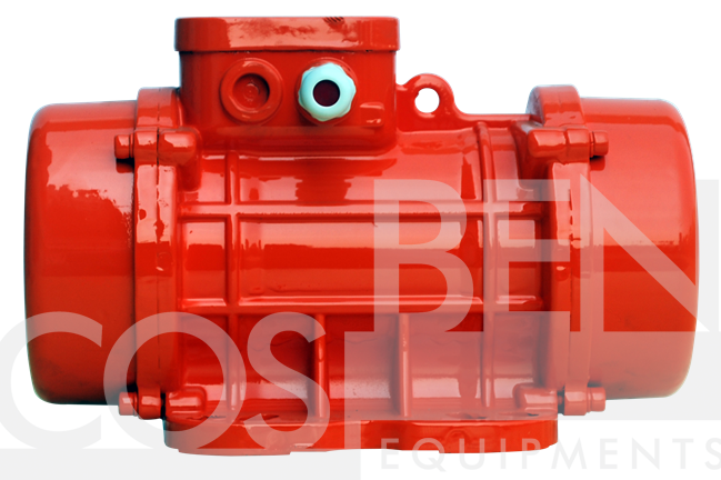 Cosben equipments electric motor vibrator for Drive end and non drive end of motor