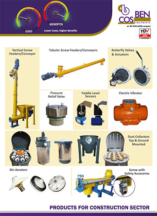 All Products for Construction Sector
